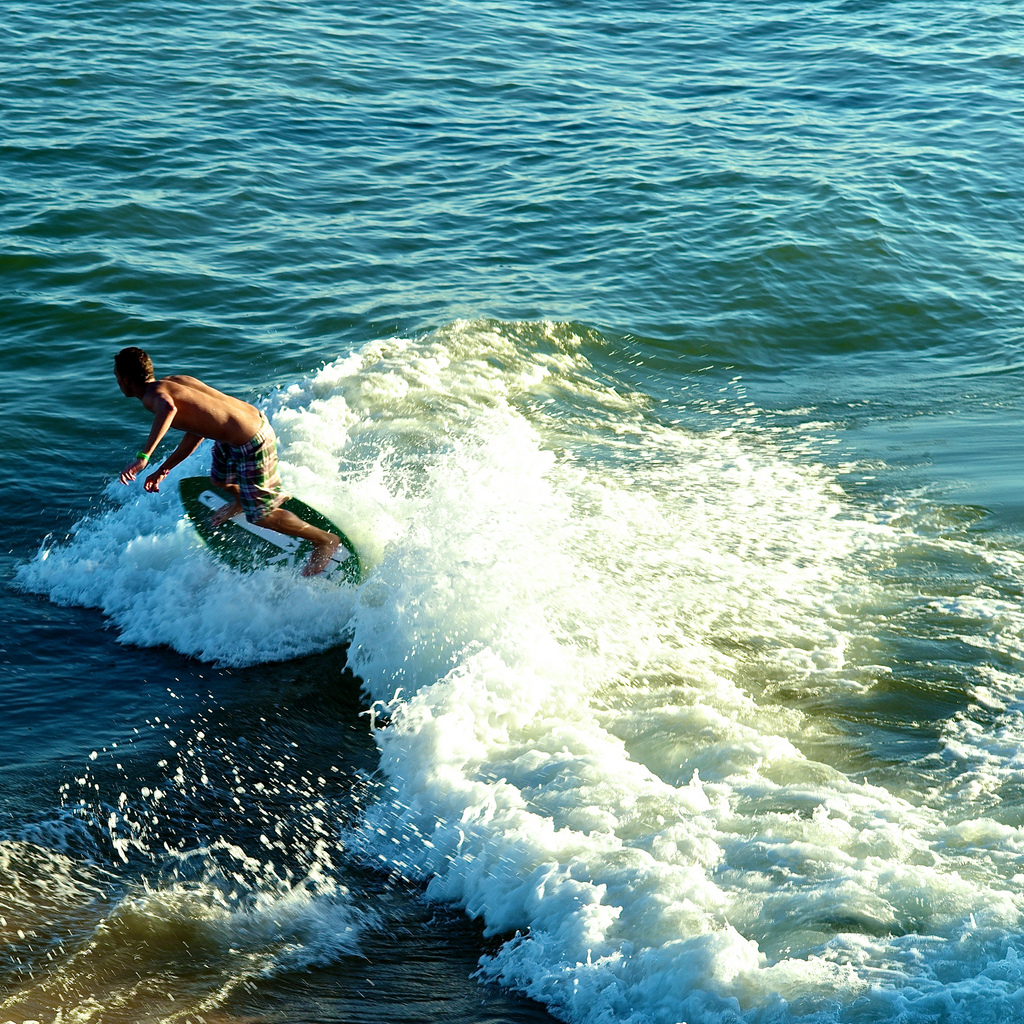 portugal surfing photo